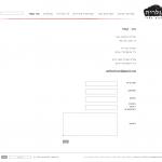 בניית אתר אינטרנט לפרויקט לקוח: גלריה בארי