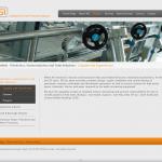 בניית אתר אינטרנט ללקוח: קינטיק ישראל