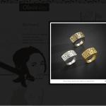 אתר אינטרנט: אולייסקי עיצוב תכשיטים