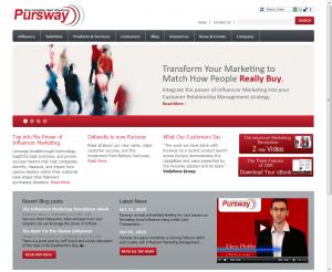 בניית אתר אינטרנט לפרויקט לקוח: פורסוואי