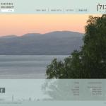 בניית אתר אינטרנט לפרויקט לקוח: חדרי רמות