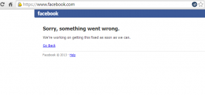 אתר קורס (אפילו פייסבוק) - סוף העולם?