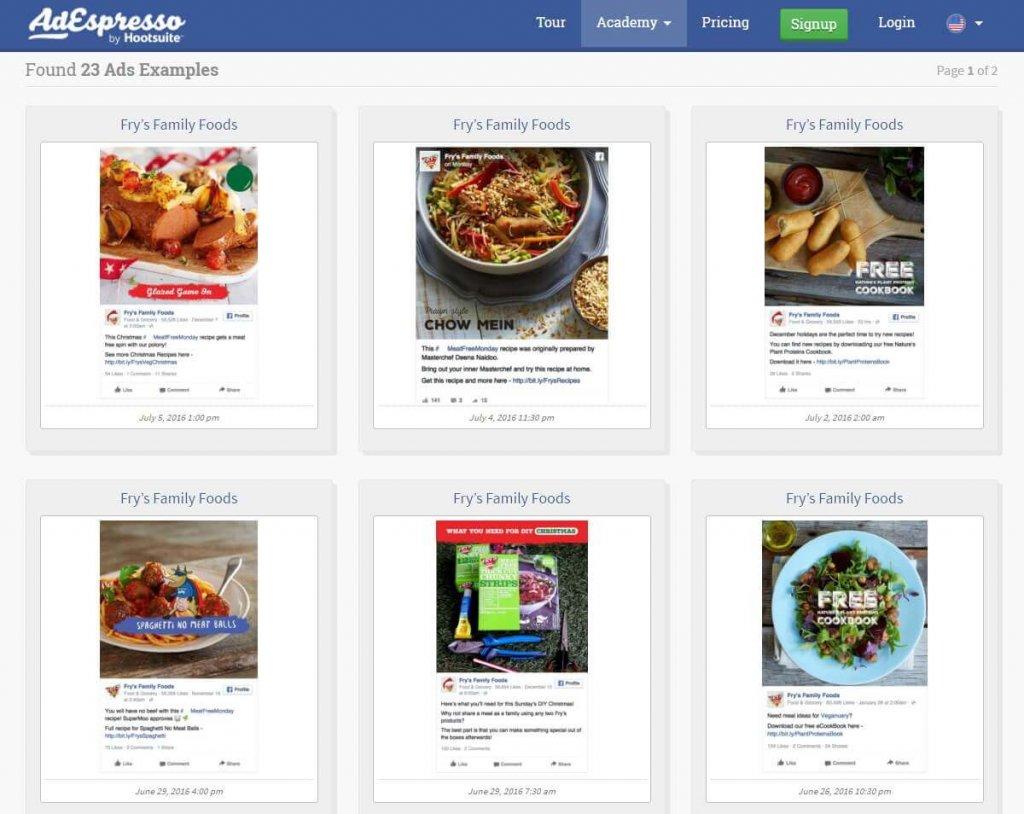שיווק ופרסום פייסבוק